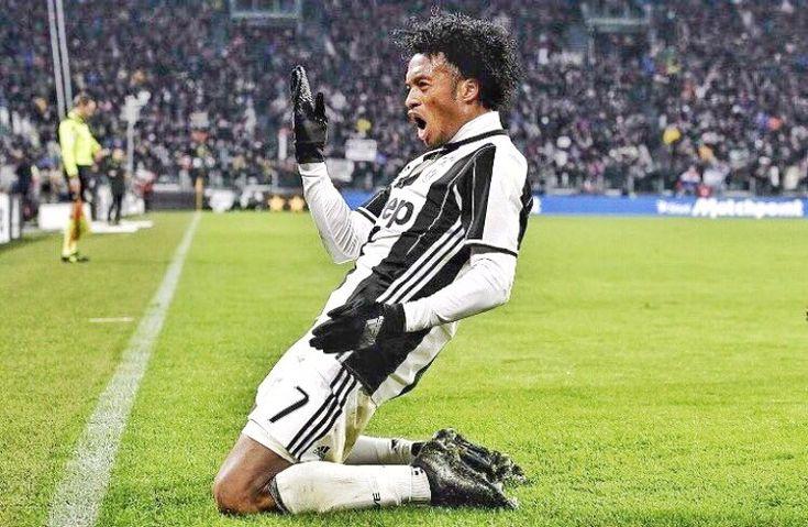 Juventus Inter risultato 1-0. Un missile di Cuadrado allo scadere del primo tempo ferma la corsa dell'Inter dopo sette vittorie consecutive e regala il 28e