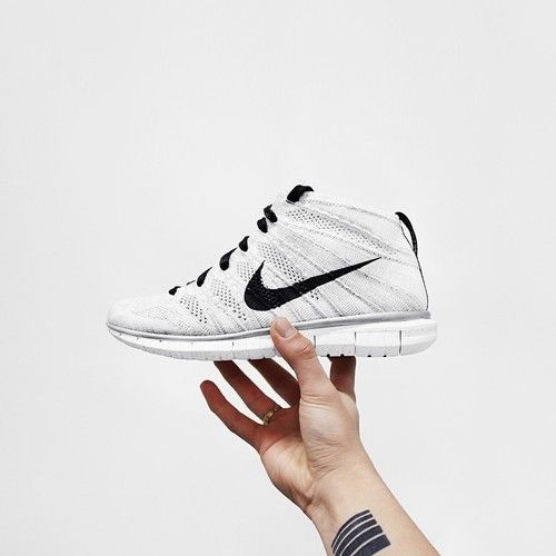Nike Free Flyknit Chukka | mens women shoes sneakers runners style health  nutrition training fit active