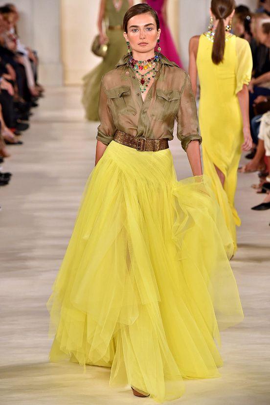 Ralph Lauren Collection Ready-to-wear Spring/Summer 2015|41