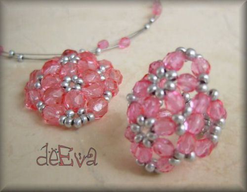 de perlasFree Tutorials, Crystals Beads, De Perla, Tutorials Crystals, Beads Rings, Beads Pendants, Beads Jewelry, Jewelry Beads