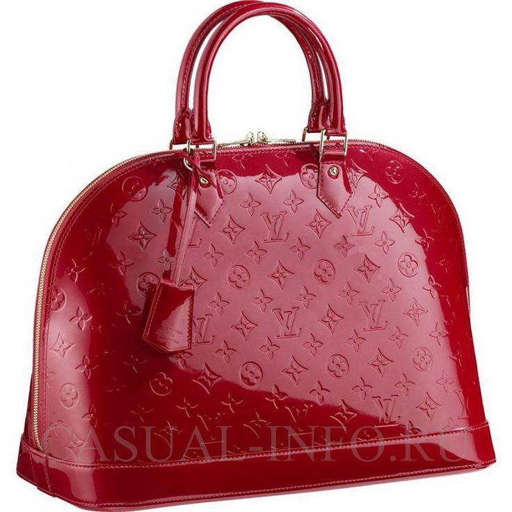 Знаменитая сумка Alma Луи Виттон