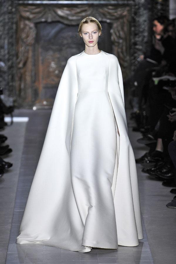 Semana da Moda de Paris: vestidos de noiva 2013. #casamento #vestidodenoiva #capa