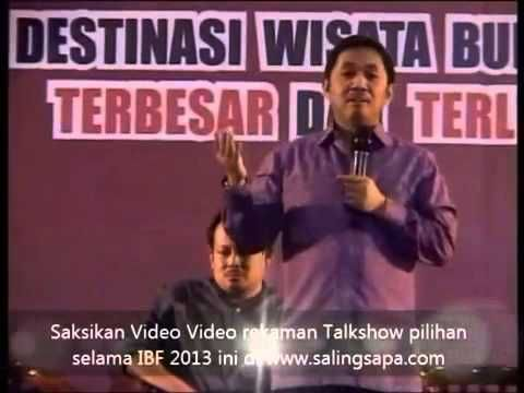 "Video: ""Makna Kearifan"" Ceramah Ustadz Anis Matta di Islamic Book Fair (IBF) 2013"