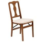 Found it at Wayfair - Queen Anne Side Chair (Set of 2)