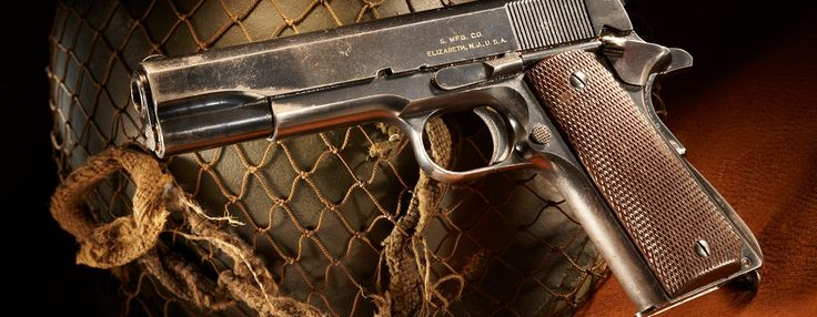 On Tuesday, President Trump signed into law H.R. 2810, the National Defense Authorization Act for Fiscal Year 2018 (NDAA). Included in the law is a provision long sought by collectors of vintage firearms and militaria that would require military surplus M1911/M1911A1 pistols (1911s) to be made available for sale to the American public.