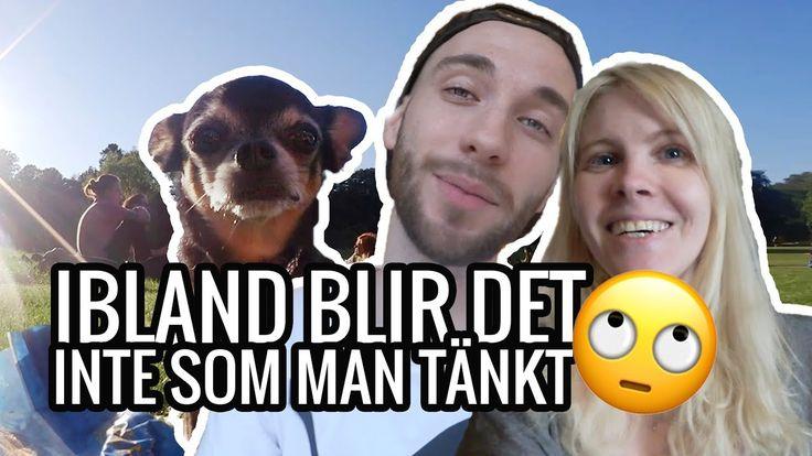 Picknick och översvämning | VLOGG #65  Emma och Konrad är i dagens vlogg påväg till Slottsskogen i Göteborg för att kunna ha en ultimat picknick. Emma har precis börjat med Pokemon Go och börjat med det igen. De hittar en perfekt plats på gräset och börjar ta fram all mat.  Påvägen hem handlar dem och när dem ska börja grilla så blir det kaos i köekt då det blir översvämning!  Prenumerera på oss för galna vlogg-äventyr från vardag till våra resor. Vi kommer även göra roliga challenges och…