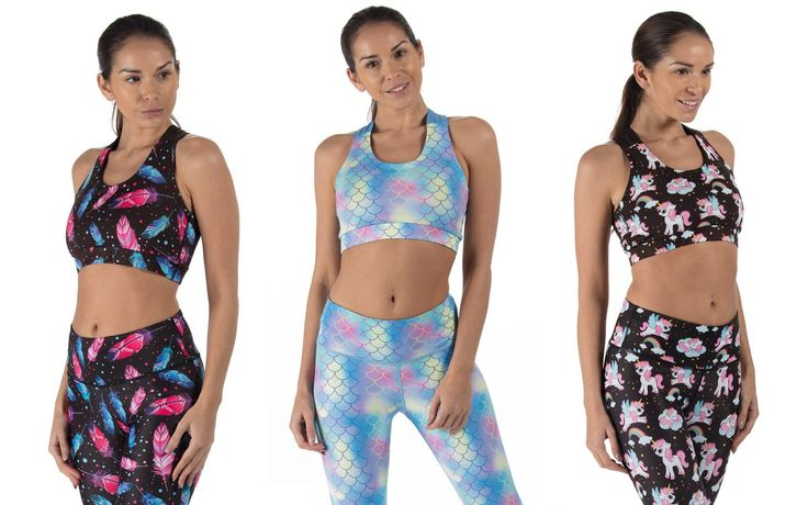 Fantasy collection is now live!  https://www.tikiboo.co.uk/collections/all #Activewear #Gymwear #FitnessLeggings #Leggings #Tikiboo #Running #Yoga