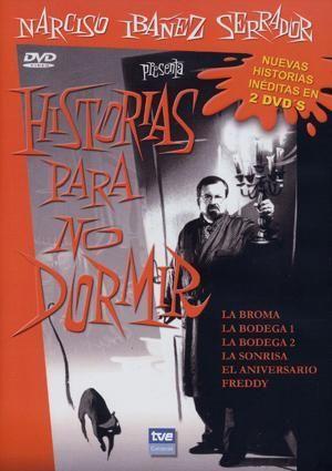 Historias para no dormir (1966-1982) España - DVD SERIES 175