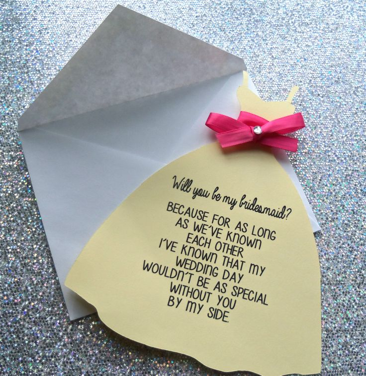 Will You Be My Bridesmaid Quotes. QuotesGram