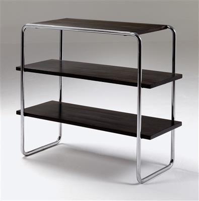 Regal, Mod. B22, Entwurf Marcel Breuer,