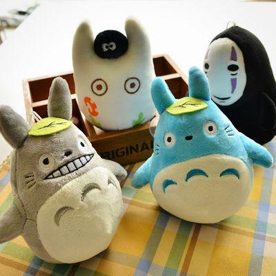 Süper sevimli yumuşak peluş karikatür hayvan totoro oyuncak bambu kömür paketi ile dolum, yaratıcı aile/araba dekore oyuncak Hediye, 1 adet(China (Mainland))