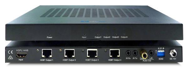 Blustream HSP14AB HDBaseT Splitter