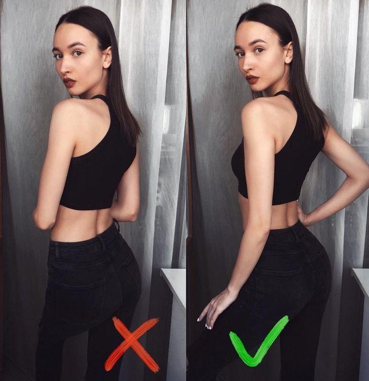 Как правильно делать фото в полный рост