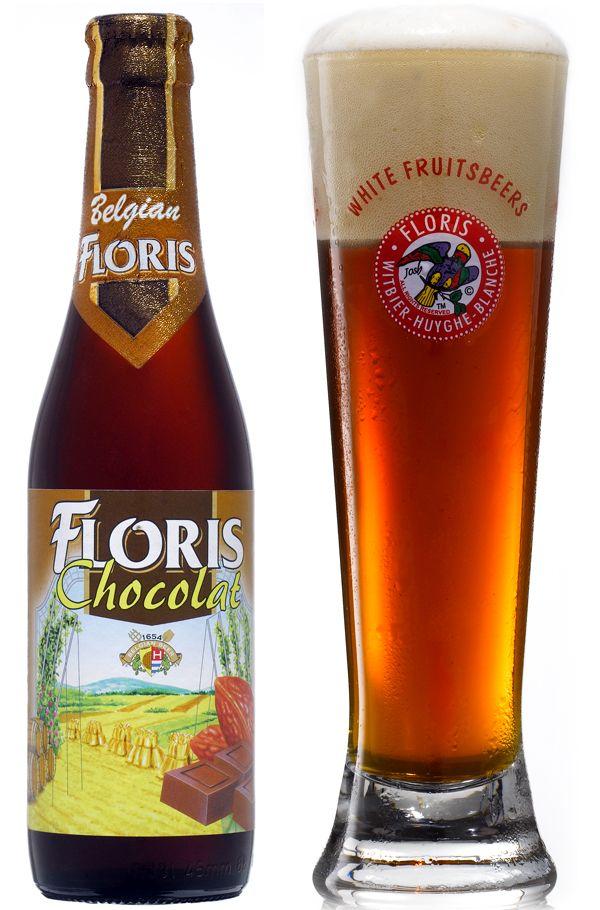 Brouwerij Huyghe - Florisgaarden Chocolat Gardenbeer(Spice/Herb/Vegetable) 4,2% pullo