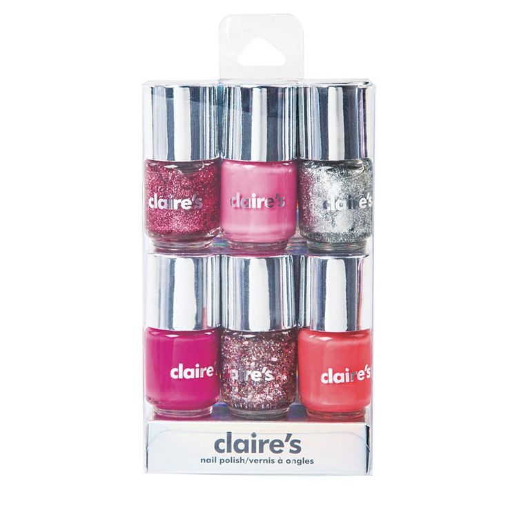 1000+ Images About Claire's Nail Polish Sets On Pinterest