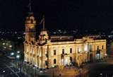 Bendigo Town Hall, a beautiful historic building