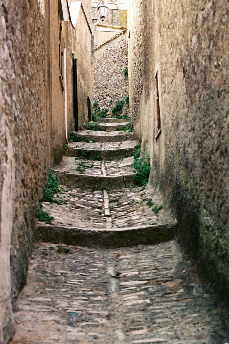 Erice -Sicily ❤❤