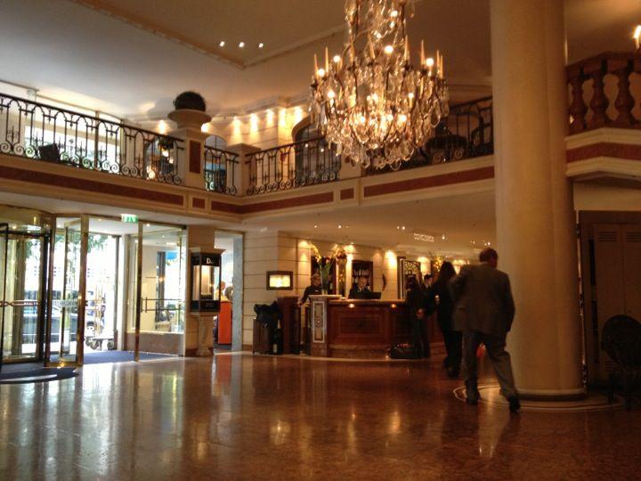 Hotel #Bayerischer Hof in #München, #Bayern