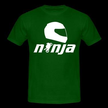 Kawasaki Ninja Motorrad Shirt