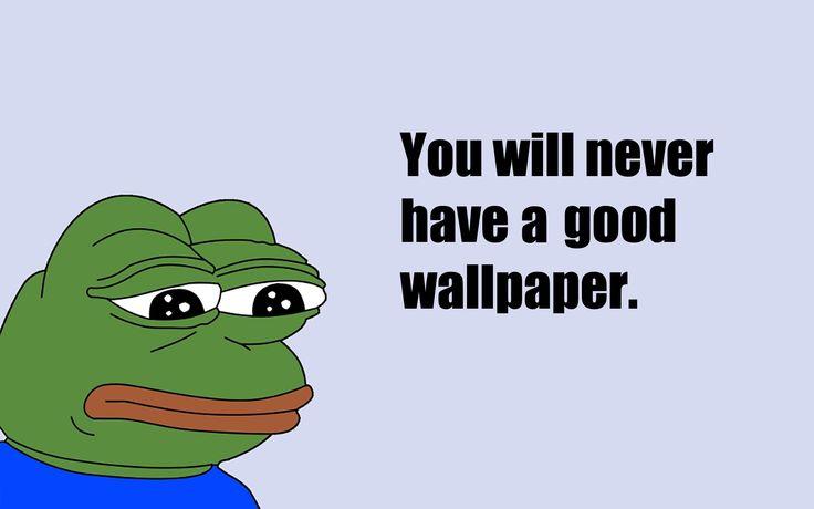 the pepe frog wallpaper - photo #1