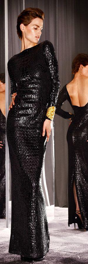 Gala jurk voor het #sportieve #stijltype TOM FORD