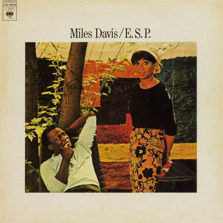 Miles Davis - E.S.P. on Numbered Limited Edition 180g LP