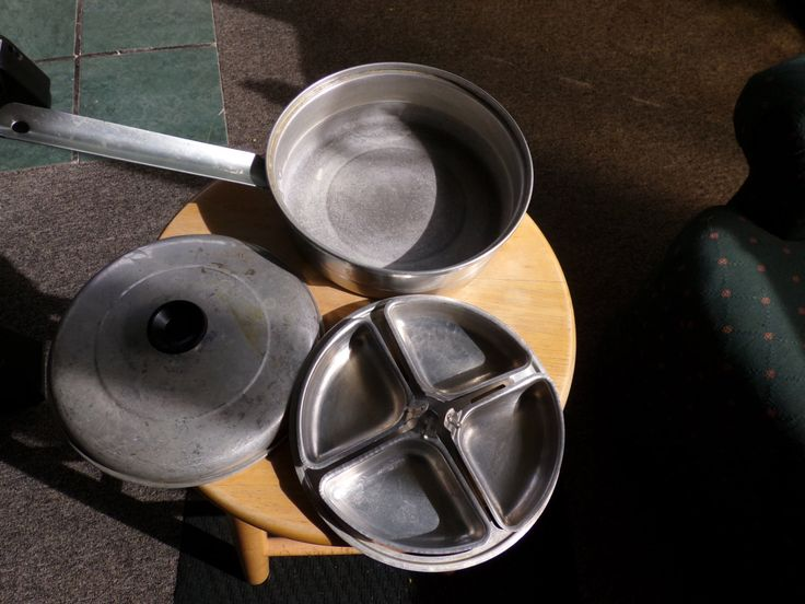 Comet Egg Poacher pan, Vintage egg poacher pan by Morethebuckles on Etsy