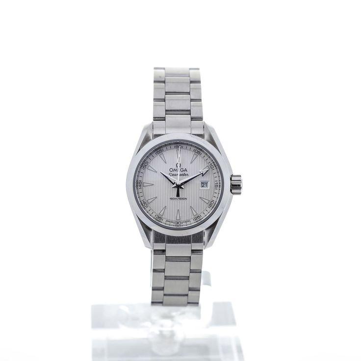 Omega Seamaster Aqua Terra Quartz 30 sicher kaufen - Geprüfte Uhren von Montredo