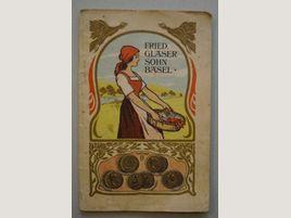 Fischkochbuch Glaser Basel um 1891