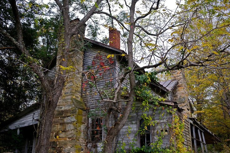 abandoned north carolina homes Abandoned Home