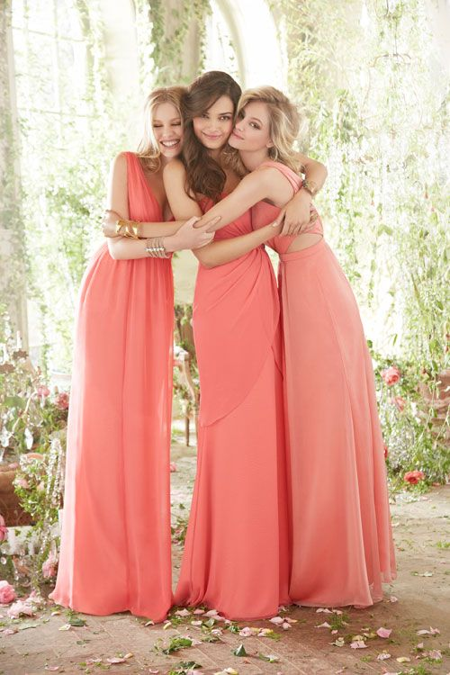 Bridesmaids and Special Occasion Dresses by Jim Hjelm Occasions - Style jh5401
