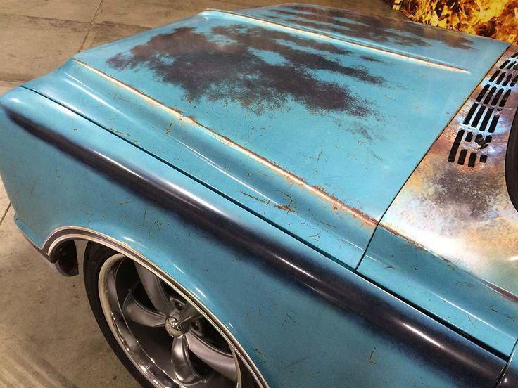 Patina '67 C10 Rust Wrap (With images) C10, Patina