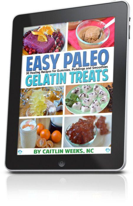 Easy Gelatin Treats - www.ohlardy.com