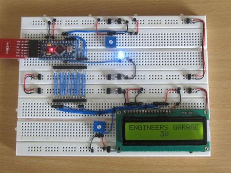 How To Use Arduino To Display Sensor Values In LCD #arduino ~~~ For more cool Arduino stuff check out http://arduinoprojecthacks.com
