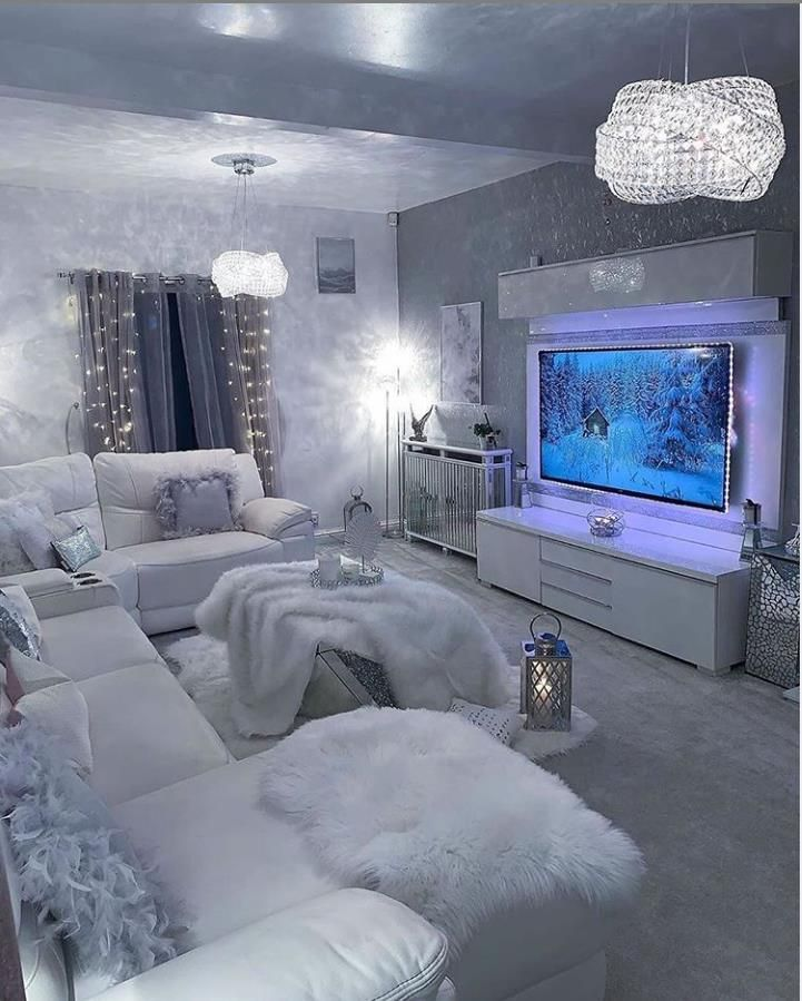 Different Tv Background Wall Design Makes The Living Room Look High End Atmospheric And Superior Lily Fashion Style Luxurious Bedrooms Living Room Decor Cozy Living Room Decor Apartment