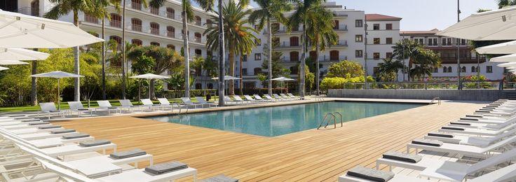 Hotel en Santa Cruz de Tenerife. IBEROSTAR Hotels & Resorts