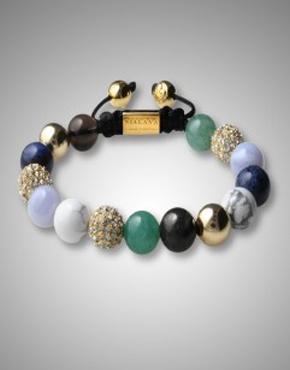Multicolour Stone Bracelet