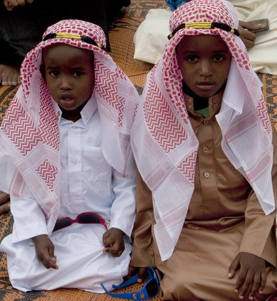 Eid ul-Fitr 2014: A Celebration At The End Of Ramadan (PHOTOS)