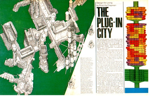 The Plug-In City
