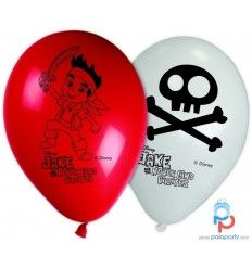 Palloncini Pirata Jake Disney