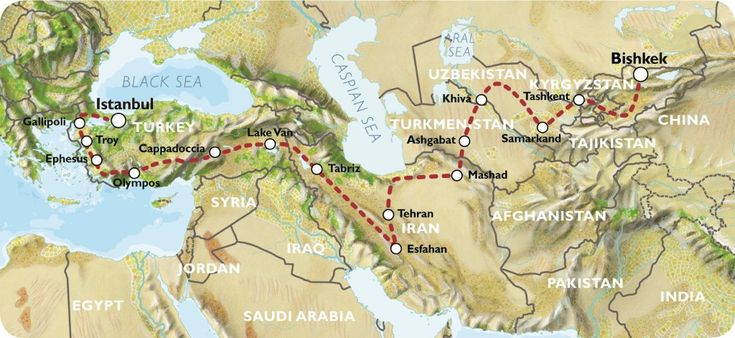 Traveling Central Asia: The Mind-Boggling Visa Application Process