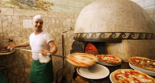 Good Things From Italy: Restaurants en Pizzeria's met houtoven | Il Giorna...