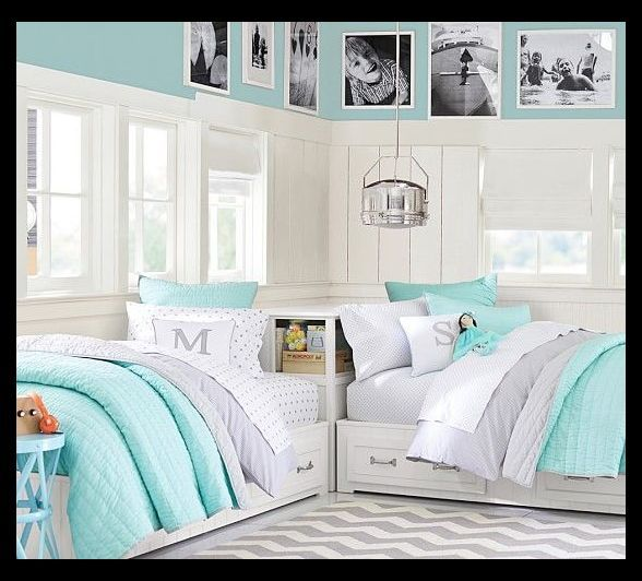 Bedroom Colour Scheme Ideas Shared Girls Bedroom Twin Girl