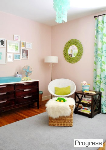 Proposal by Benjamin Moore's Affinity LineWall Colors, Colors Combos, Fashion Style, Bedrooms Colors, Photos Collage, Girls Room, Baby Room, Girls Nurseries, Green Nurseries