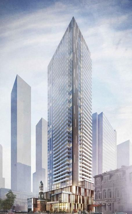 Halo Residences is a new ultra-modern style condominiums located at 480-484 Yonge Street, Toronto proposed by Cresford Development Corporation. For more information go through the link.     #HaloResidences