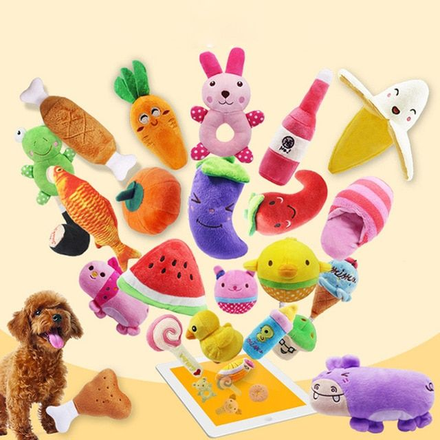 Traumdeutung Cats Toys Accessories Kitten Small Dog Squeaky Toy