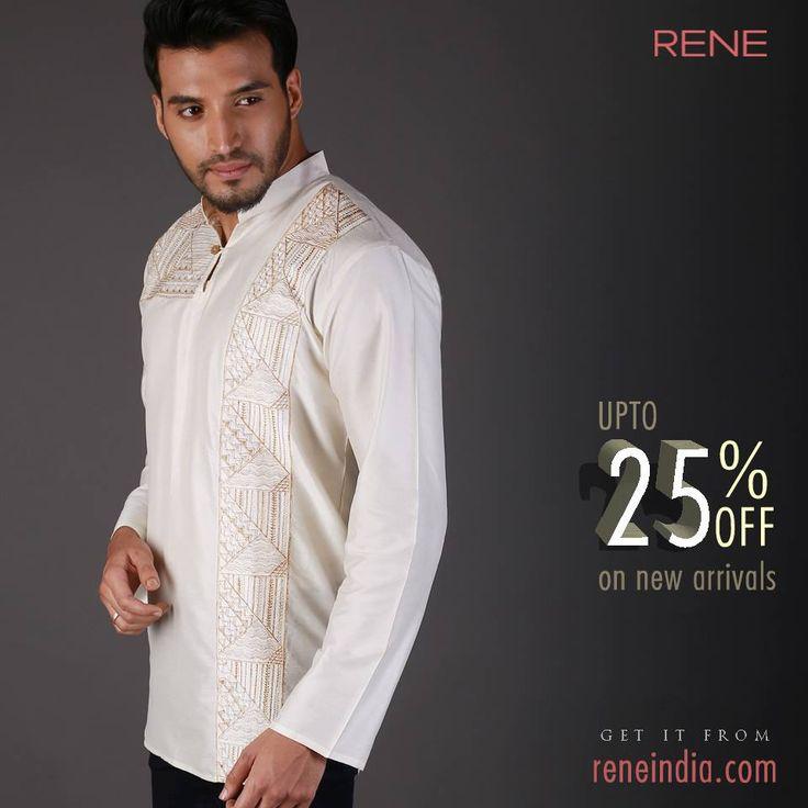Get Rene Cotton Silk Short Kurta and Enjoy Upto 25% Off. Create your Perfect Ethnic look. Get it from: https://reneindia.com/product/rene-cotton-silk-short-kurta-2/ #Embroidered #ShortKurta #Rene #reneindia
