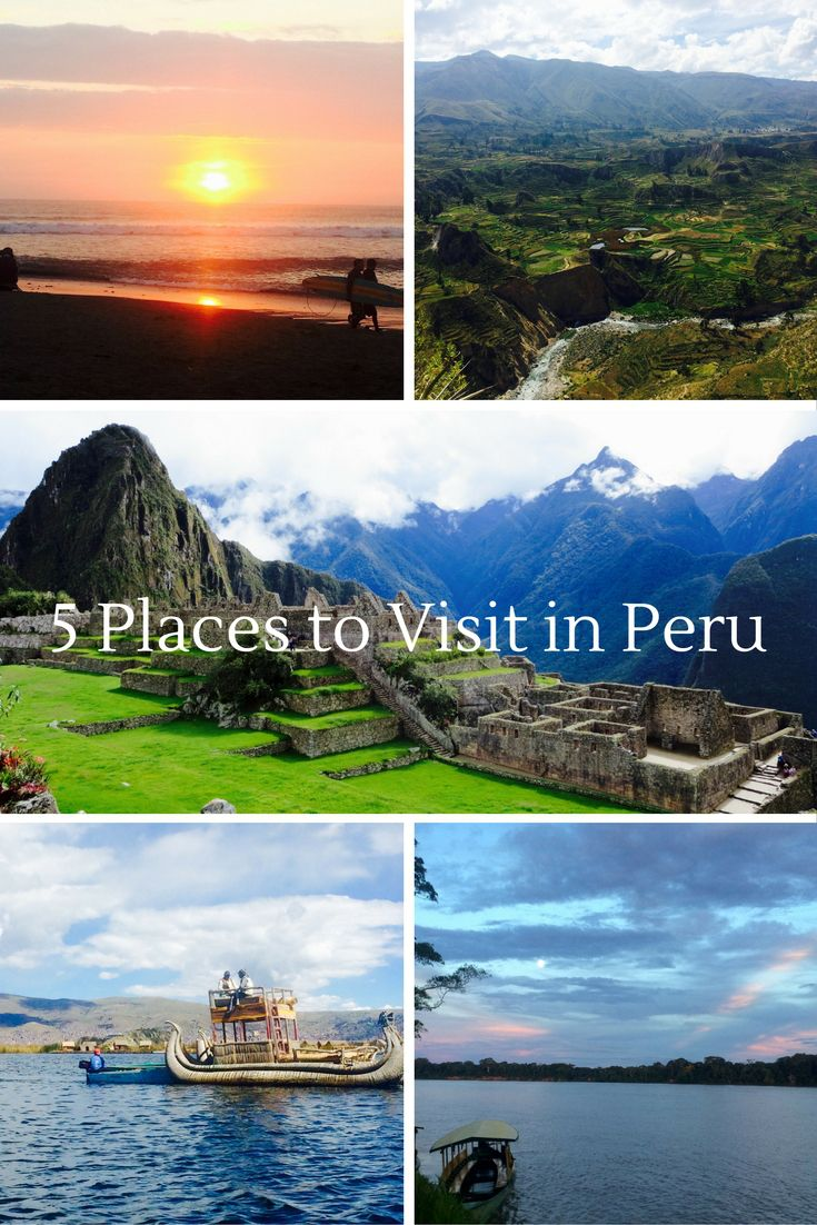 5 can't miss places to visit when traveling to Peru, including budget advice, where to stay and how to get there | A Wandering Foreigner