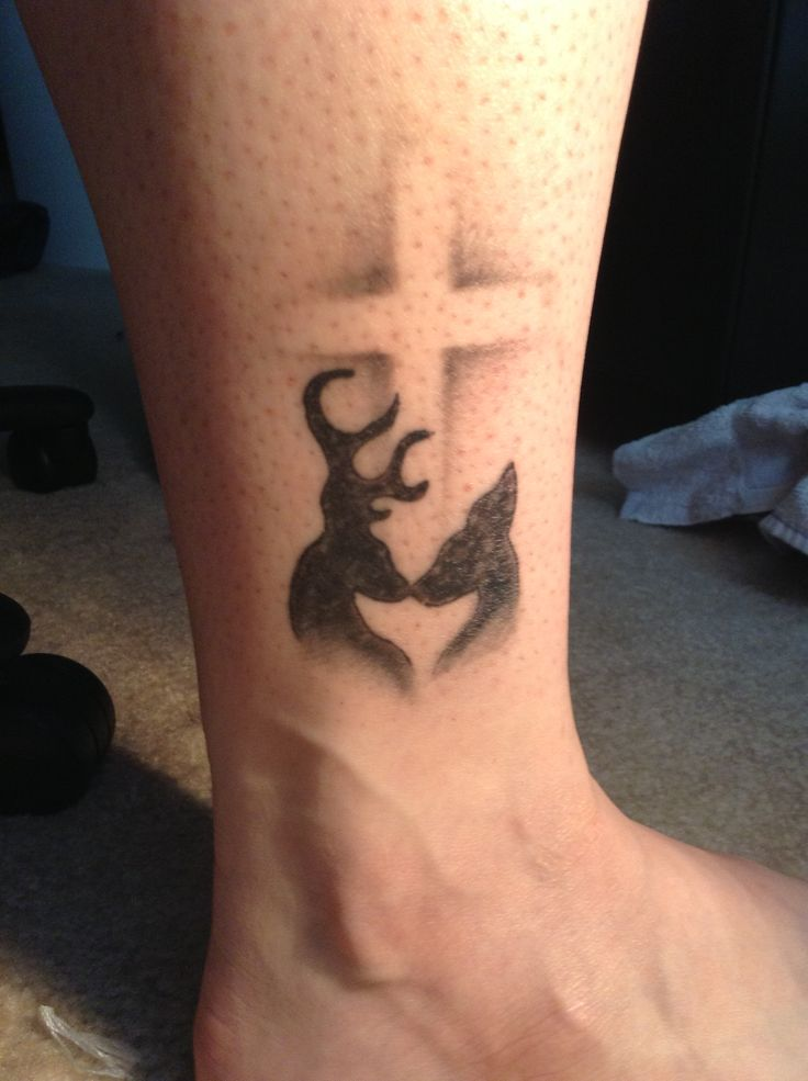 1000 images about tattoo on pinterest fishing tattoos for Browning tattoos for couples