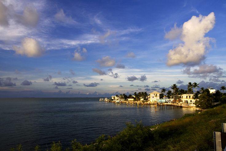 Balneario cerca de Marathon, Cayos de la Florida. ◆Cayos de la Florida - Wikipedia http://es.wikipedia.org/wiki/Cayos_de_la_Florida #Florida_Keys